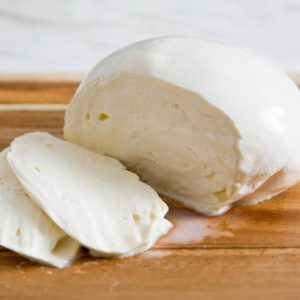 Organic Mozzarella Cheese